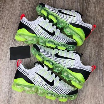 Nike Air Vapormax Flyknit 3 Fashion New Hook Print Running Leisure Sports Shoes