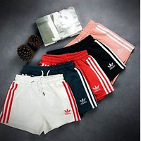 '' Adidas '' Originals Three Stripe Shorts