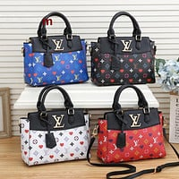 Louis Vuitton LV Women Fashion Handbag Satchel Crossbody