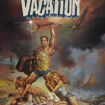 National Lampoon's Vacation 27x40 Movie Poster (1983)