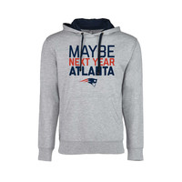 New England Patriots Maybe Next Year Atlanta Premium Hoodie