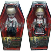Living Dead Dolls Scary Tales 3 Hansel & Gretel: Set Of 2
