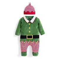 Baby Elf Set by JoJo Maman Bebe