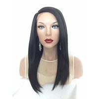 Layered Lace Front Wig 14 inches
