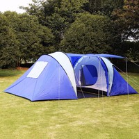 6-8 Person Waterproof Dome Tent
