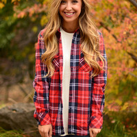 Cozy As Can Be Flannel