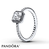 PANDORA Ring Timeless Beauty Sterling Silver