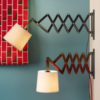 Accordion Sconces