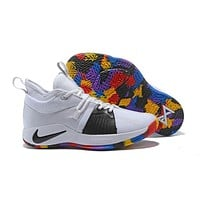 Nike Zoom Paul George Pg 2.0 Ncaa | Best Deal Online