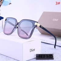 DIOR Women Fashion New Polarized Travel Sunscreen Glasses Eyeglasses