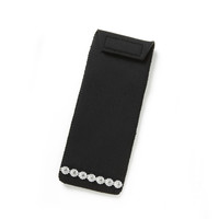*bling!* Tall Pocket ~ perfect for EpiPens, sunglasses, +