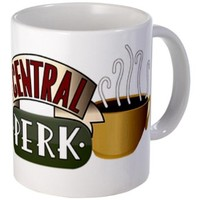 CafePress Central Perk Mugs - Standard Multi-color