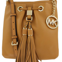 Michael Kors Women's Camden Small Crossbody Purse