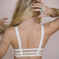 Cage Back Movement Bralette