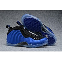 Air Foamposite One Royal Blue/Black Sneaker Shoes 40--47