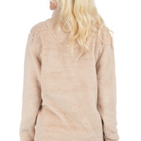 The Linden Sherpa Pullover