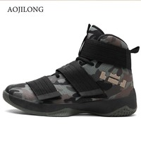 2018 Outdoor Basketball Shoes For Men Ultra Green Boost Athletic Camouflage Basket Homme Shoes Unisex Star Sneakers Ball Super