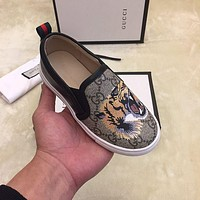 Gucci Child Girls Boys shoes Children boots Baby Toddler Kids Child Fashion Casual Sneakers Sport Shoes-2