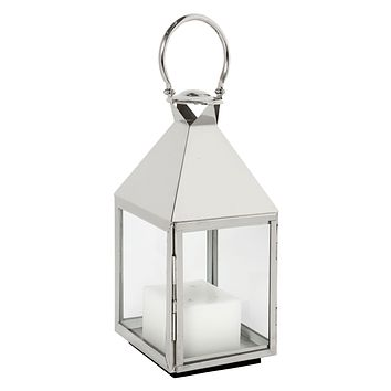 Glass Lantern with Handle | Eichholtz Vanini M