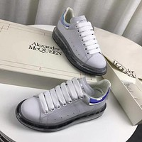 Alexander Mcqueen Oversized Sneakers With Air Cushion Sole Reference #32