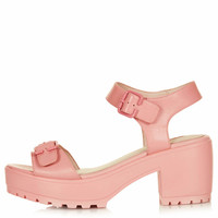 NATION Two Part Chunky Sandals