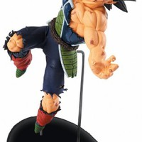 Banpresto Dragon Ball Z 8.3-Inch Bardock Figure, SCulture Big Budoukai 5 Volume 2