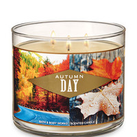 AUTUMN DAY3-Wick Candle