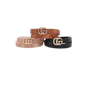 CG Snake Belt Set