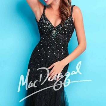 Flash by Mac Duggal 76745L Dress