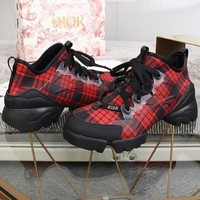 Dior Women Men 2020 New Fashion Casual Shoes Sneaker Sport Running Shoes