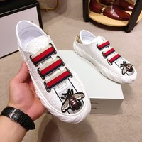 Gucci Women Men New Fashion Casual Shoes Sneaker Sport Running Shoes