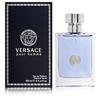 Versace Pour Homme by Versace For Men 3.4 Oz