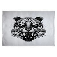 Three Of The Possessed Tiger 4040 Woven Rug