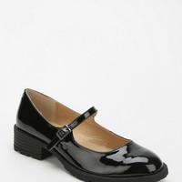 Cooperative Patent Heeled Mary Jane - Urban Outfitters