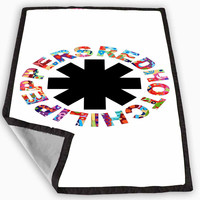 Red Hot Chili Peppers Blanket for Kids Blanket, Fleece Blanket Cute and Awesome Blanket for your bedding, Blanket fleece *