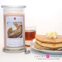 Canadian Maple Pancakes Jewelry Candle