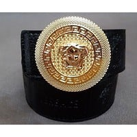 Versace men's belt