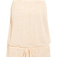 Eberjey - Bleached Out jersey playsuit