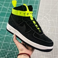 Magic Stick X Air Force 1 Af1 High 07  Vip Black Sneakers - Best Online Sale