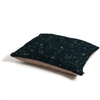Joy Laforme Constellations In Midnight Blue Pet Bed