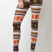 Festive Cheer Leggings