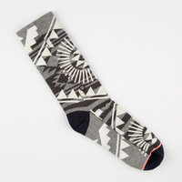 Stance Giddy Up Womens 200 Needle Mix & Match Socks Grey One Size For Women 24853711501