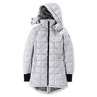 Canada Goose Ellison Packable Down Jacket Silver Birch