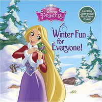 Winter Fun for Everyone! Disney Princess PAP/PSTR