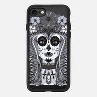 SUGAR SKULL by Monika Strigel iPhone 7 Hülle by Monika Strigel | Casetify