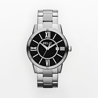 Relic Payton Stainless Steel Watch - ZR11999 - Men (Silver Tone)