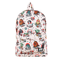 Star Wars Classic Characters Tattoo Backpack