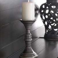 Classic Design Pillar Candle Stick