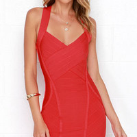 Red Dresses Casual, Cocktail, Party & Red Prom Dresses for Juniors - Page 4