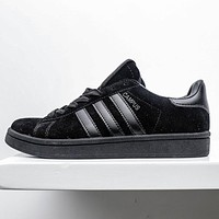 Adidas CAMPUS retro men's and women's low-top flat skate shoes